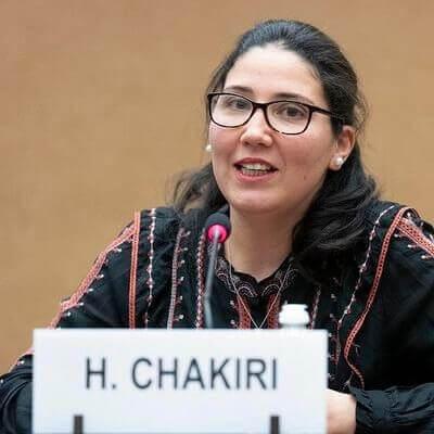 Dr. Hoda Chakiri